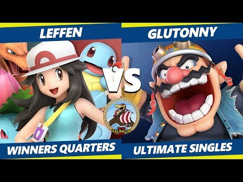 Smash Ultimate Tournament - orKsGP | Glutonny (Wario) Vs. TSM | Leffen (PT) Valhalla II SSBU WQ
