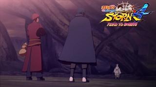 Саске и Гаара против Момошики - Спасение Наруто   Naruto Storm 4 Путь Боруто Русские субтитры