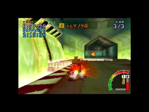 N.Gin Labs - Platinum Relic - Crash Team Racing - 101% Playthrough (Part #54)