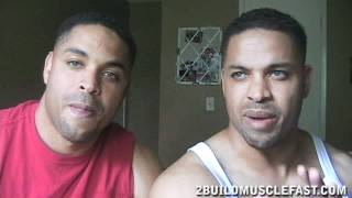 My Results from Glucosamine and Chondroitin Supplementation @hodgetwins