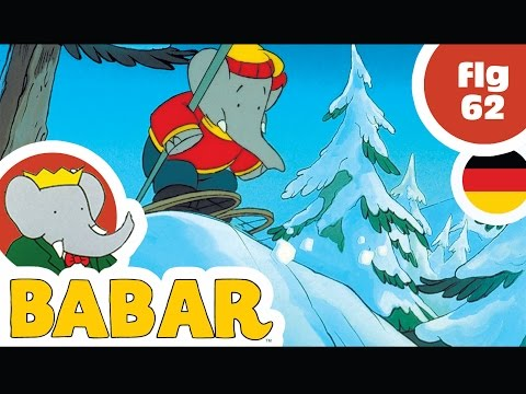 BABAR DEUTSCH - EP62 - Das große weiße Mammut