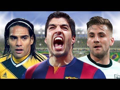 Transfer Talk | Suárez to Barcelona? Falcao to Madrid?
