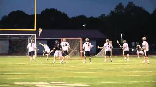 2012 PCL Lacrosse Championship  - La Salle College High School vs Saint Joseph's Prep