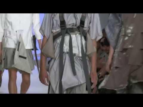 Kingston University Graduate Fashion Week 2016 - Henry Stanford