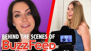 Behind The Scenes Of A BuzzFeed Video