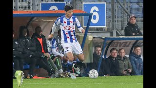 Gambar cover Doan Van Hau makes his debut for SC Heerenveen