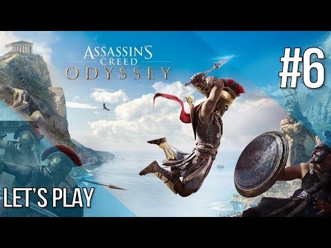 ASSASSIN'S CREED ODYSSEY: LE LET'S PLAY QUI RELAXE - EPISODE 6 - 2K 60 fps thumbnail