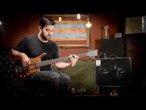 Warwick Pro Series Thumb BO Natural Oil Ovangkol | Bass Demo