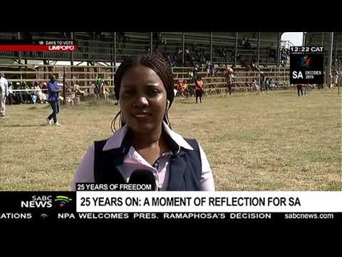 Freedom Day Celebrations: Limpopo province