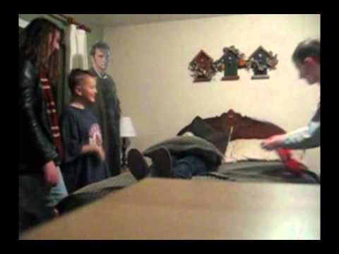 Crazy Cousins Rob David Tennant pt. 2