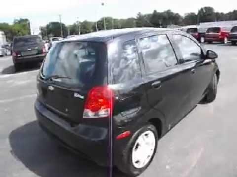 2004 Chevrolet Aveo Hatchback Youtube