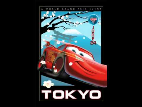 Cars 2 - 11. Towkyo Takeout