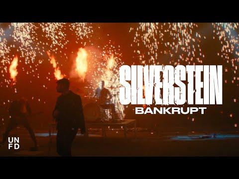 Смотреть клип Silverstein - Bankrupt
