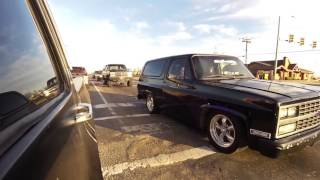 SSSB - Sooner State Square Bodies - The Garage Cruise and Meet