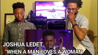 Joshua Ledet Performs When a Man Loves a Woman at In Performance at the White House (REACTION)