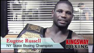 """Kingsway Boxing Gym - """"the Home Of Champions"""" Nyc"""