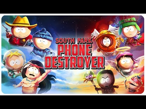 SOUTH PARK BATTLE ROYALE in the WEST! | South Park: Phone Destroyer Gameplay