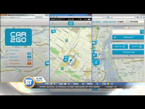 #BTMTL: Car2Go Montreal (Part One)