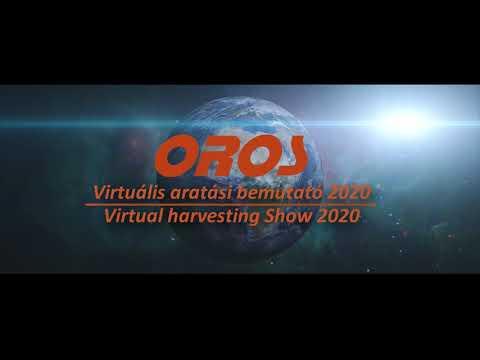 OROS Virtual Harvesting Show 2020