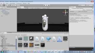 4 1 Видео урок по unity 3d