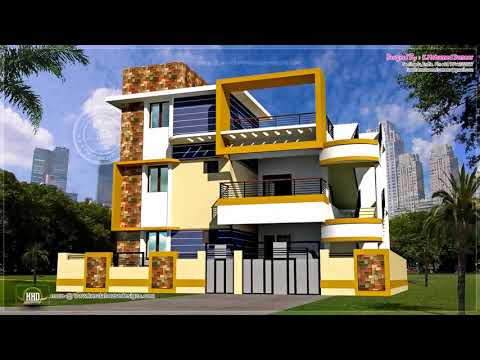 House Design With Second Floor
