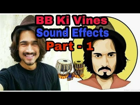 BB Ki Vines Background Music with Tabla Sound Effects