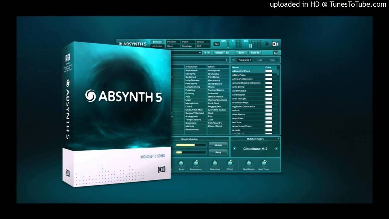 ABSYNTH 5 VST FREE DOWNLOAD CRACK//1000%GUARANTEE/WITH ALL PRESETS/NATIVE  INSTRUMENT/FOR WINDOWS OS