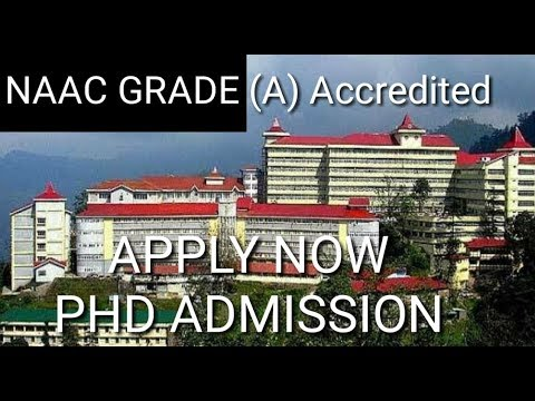 PhD admission APPLY ONLINE NOW 2018-19