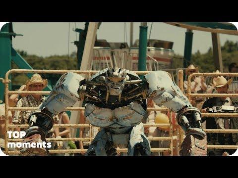 Живая сталь 2 (2017) фильм смотреть онлайн бесплатно HD 720p