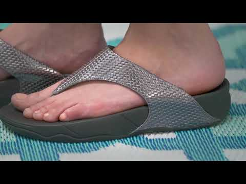 Comfort Sandal Event Fit Flop Features