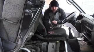 Тест- драйв для Антона Воротникова. Хендай Портер(H100) 1 поколения. Рефрижератор.