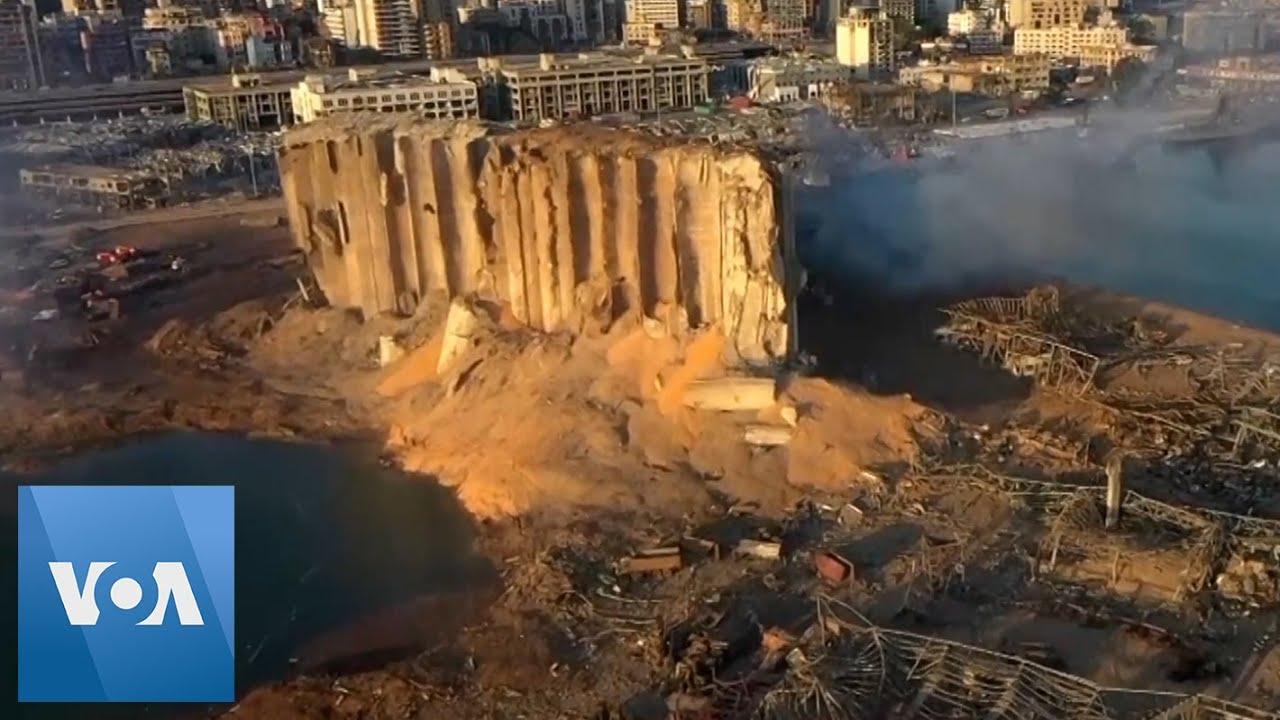Israel bakom explosionen i Beirut?