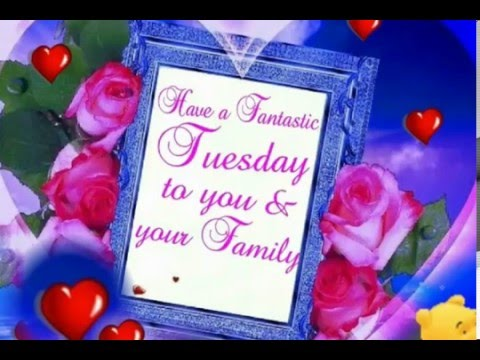 Happy Tuesday Greetings,Quotes,Sms,Wishes,Saying,E-Card ... Happy Tuesday Wallpaper