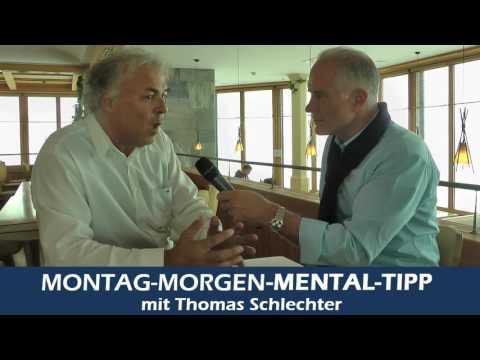 """Mentaltipp   """"Unterstützung annehmen""""   Mit Heinz Graf und Thomas Schlechter"""