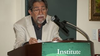 Emilio de Armas - Congreso Internacional - En Homenaje al escritor Reinaldo Arenas (Día 6)