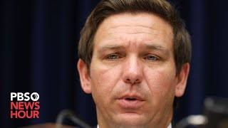 WATCH LIVE: Florida governor Ron DeSantis gives coronavirus update -- March 20, 2020