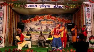 Babli Tero Mobile (Garhwali Song) I Gajendra Rana I Uttarayani Mela 2015 Bageshwar