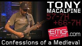 Tony MacAlpine plays