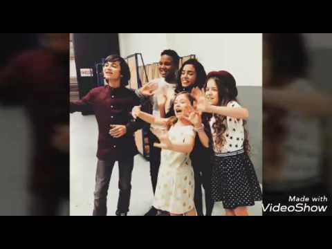 Montage Photo Des Kids United ❤