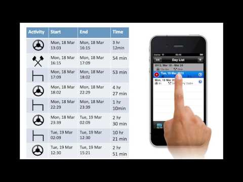 Logbook Checker EU English Quick Tutorial
