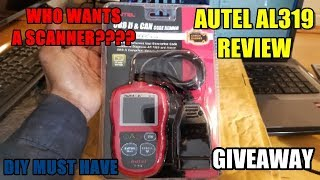 Autel AL319 Review & Demonstration GIVEAWAY
