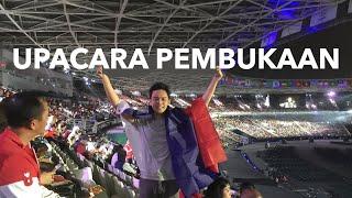 Download lagu UPACARA PEMBUKAAN TERBAIKNYA | Day 7 Asian Games 2018 Opening Ceremony | For Indonesia audience