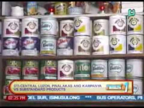 News@1: DTI-Central Luzon, pinalakas ang kampanya vs. substandard products