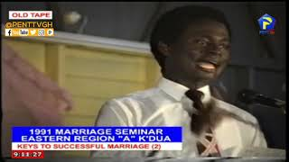 MARRIAGE SEMINAR - KEYS TO SUCCESSFUL MARRIAGE PART 2 || #PENTECOSTHOUR #EVENTANDEXCLUSIVE