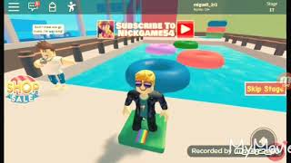 Escape roblox Miguel on play #ML😎😋