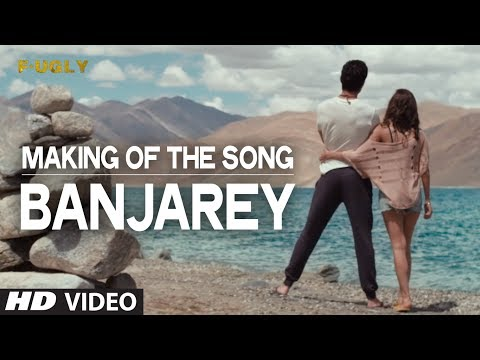 Making of the Song: Banjarey | Yo Yo Honey Singh | Fugly
