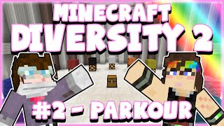 Minecraft - Diversity 2 - #2 - Proasheck Parkour! Thumbnail