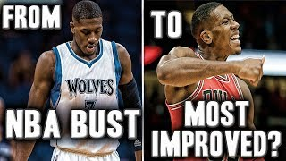 From NBA Draft Bust To NBA Most Improved Award? | The Journey Of Kris Dunn