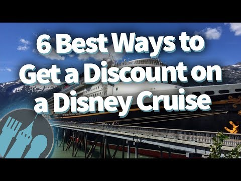 6 Best Ways To Get A Discount On A Disney Cruise!