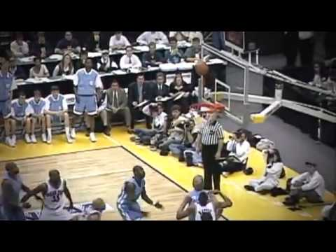Darvin Ham reminds Antawn Jamison of his Backboard Breaking Dunk in 1996